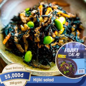 salad hijiki